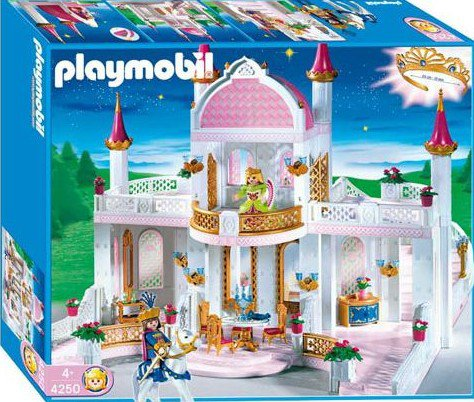 Stunning Chateau Princess Playmobil Images - House Design ...