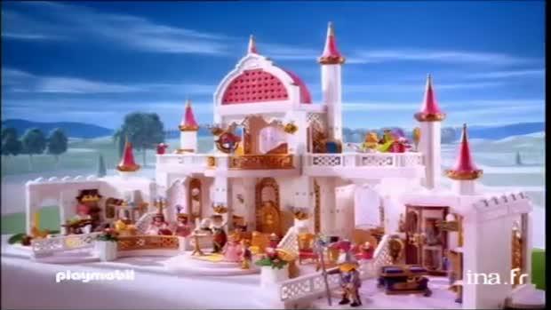 Chateau playmobil de princesse - Vendelices