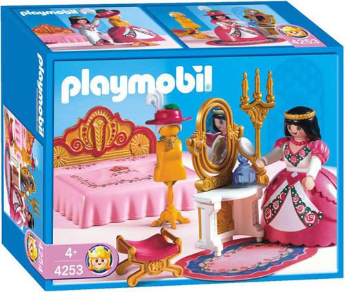 playmobil princesse chambre - Playmobil Chambres Princesses