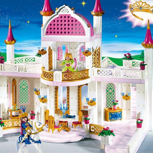 Chateau playmobil princesse - Vendelices