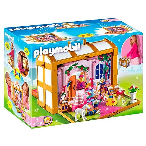 elegant playmobil chateau princesse with playmobil chateau princesse - Play Mobile Fille