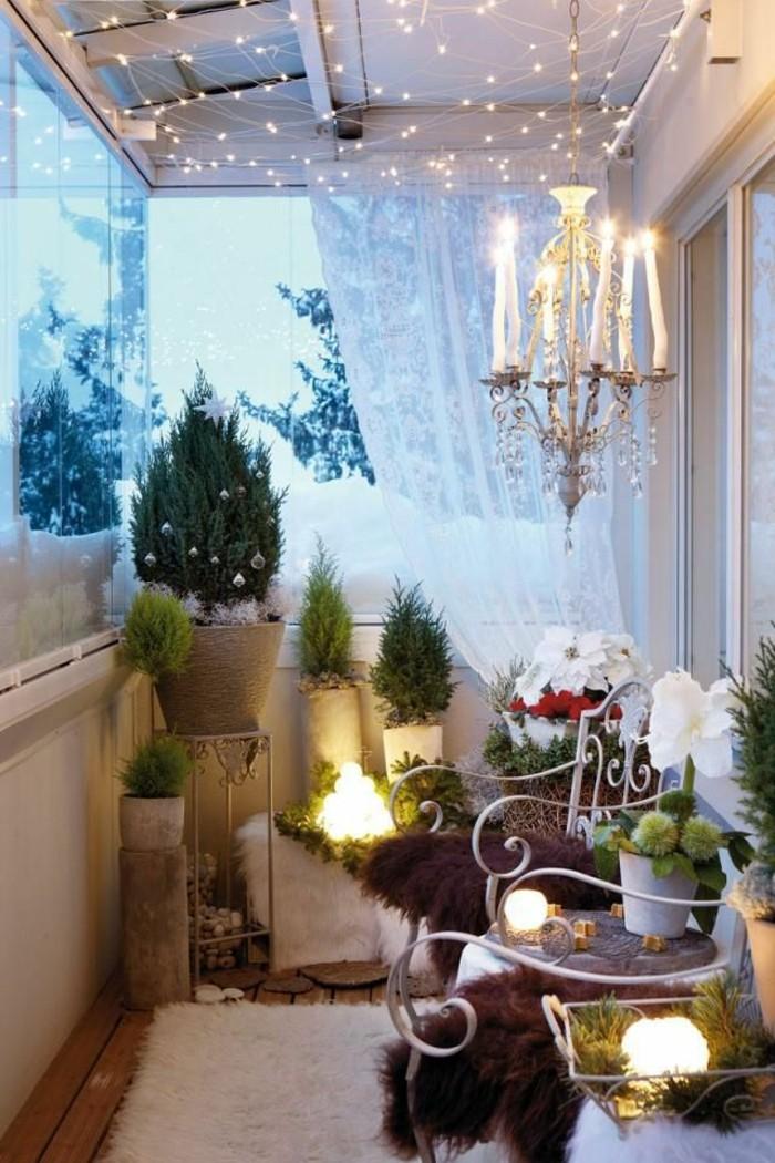 Guirlande Lumineuse De Noel Interieur Vendelices