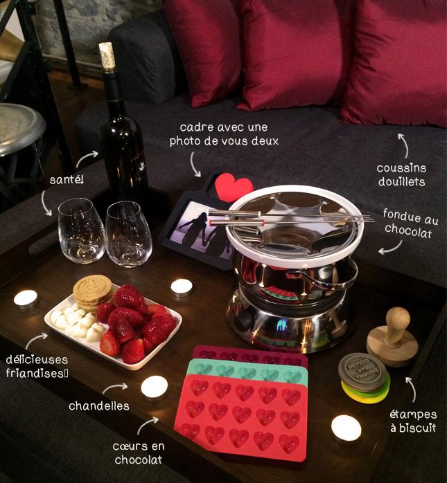soiree romantique maison avie home. Black Bedroom Furniture Sets. Home Design Ideas
