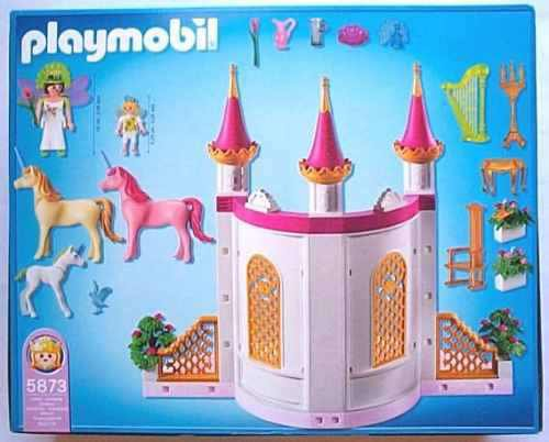 Playmobil petit chateau princesse - Vendelices