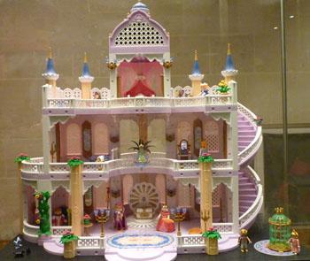 Ancien chateau playmobil princesse - Vendelices