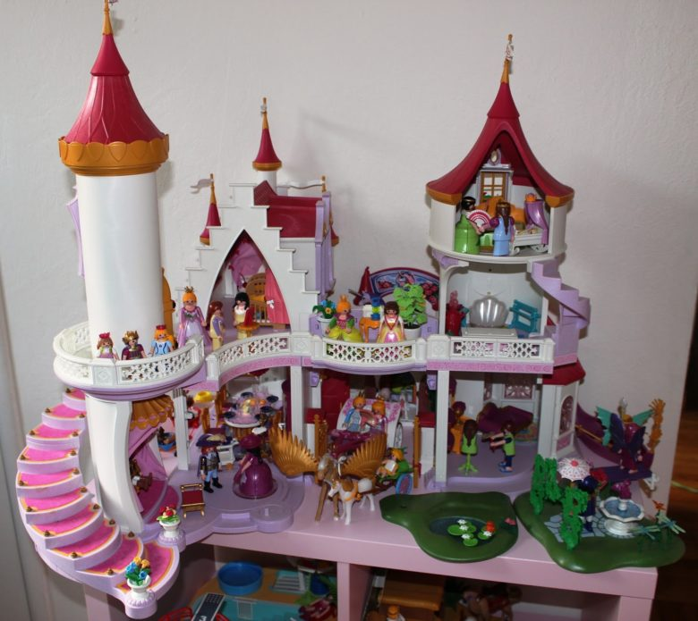 Chateau playmobil princesse occasion - Vendelices