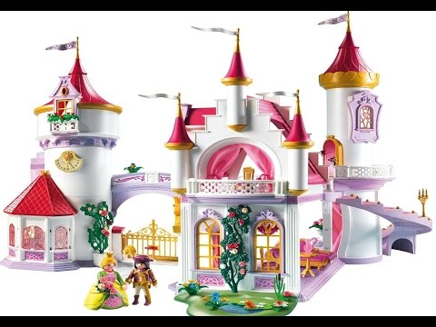 Chateau de princesse de playmobil - Vendelices