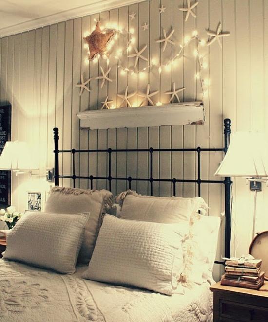 guirlande lumineuse boule interieur vendelices. Black Bedroom Furniture Sets. Home Design Ideas